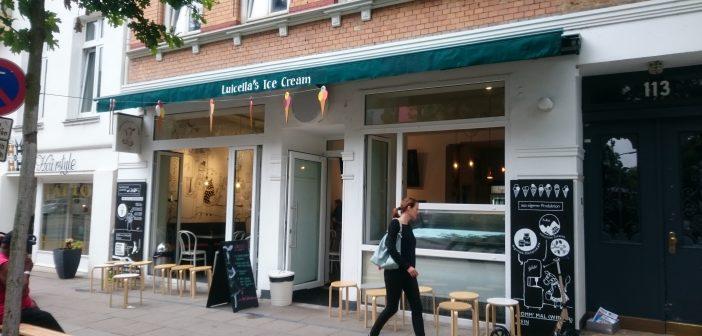 Vegan Eiscafé Kritik: Luicella's in Hamburg